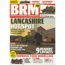 British Railway Modelling 2014 January