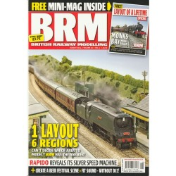 British Railway Modelling 2014 August