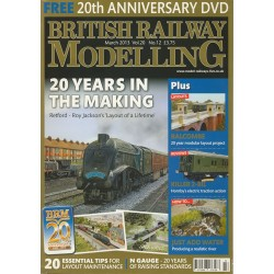 British Railway Modelling 2013 March