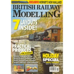 British Railway Modelling 2013 August
