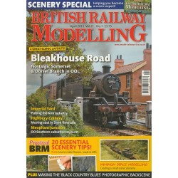 British Railway Modelling 2013 April