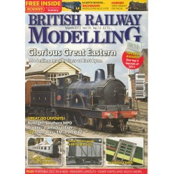 British Railway Modelling 2012 March