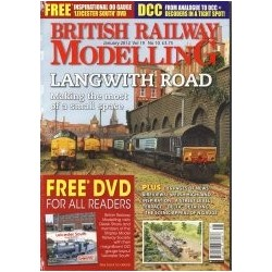 British Railway Modelling 2012 January