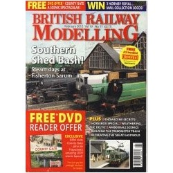 British Railway Modelling 2012 February