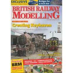 British Railway Modelling 2012 August