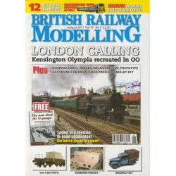 British Railway Modelling 2011 August