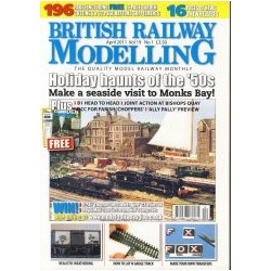 British Railway Modelling 2011 April