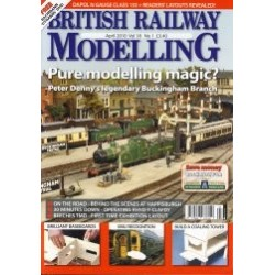 British Railway Modelling 2010 April