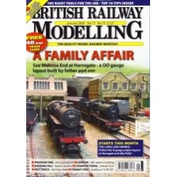 British Railway Modelling 2008 January