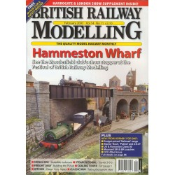 British Railway Modelling 2007 February
