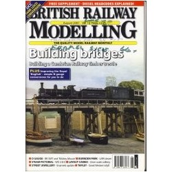 British Railway Modelling 2007 August