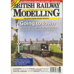 British Railway Modelling 2007 April