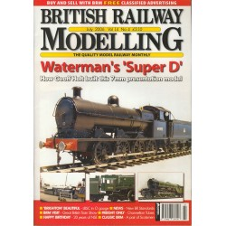 British Railway Modelling 2006 July