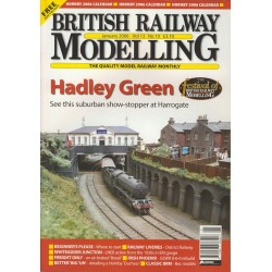 British Railway Modelling 2006 January