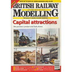 British Railway Modelling 2006 April
