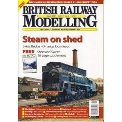 British Railway Modelling 2005 April