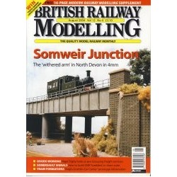 British Railway Modelling 2004 August