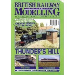 British Railway Modelling 1998 July