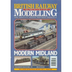 British Railway Modelling 1994 May