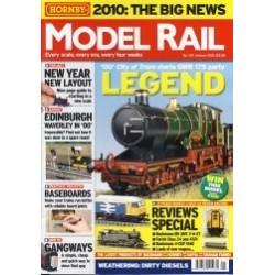 Model Rail 2010 January