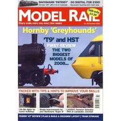 Model Rail 2008 December