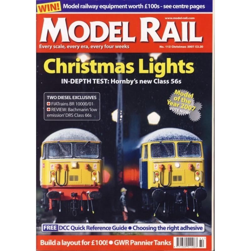 Model Rail 2007 Christmas