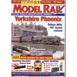 Model Rail 2005 January