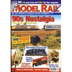 Model Rail 2005 December