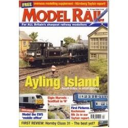Model Rail 2005 April