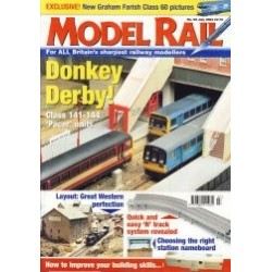 Model Rail 2004 July