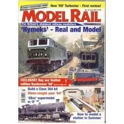 Model Rail 2001 July