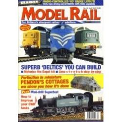 Model Rail 2000 April