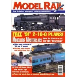 Model Rail 1998 Winter
