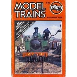 Model Trains 1980 November