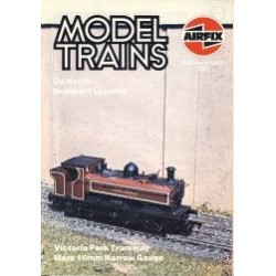Model Trains 1983 February