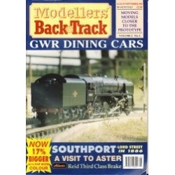 Modellers BackTrack 1992 Aug/Sep