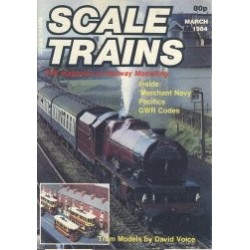 Scale Trains 1984 March