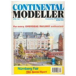 Continental Modeller 1994 April