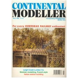 Continental Modeller 1994 July
