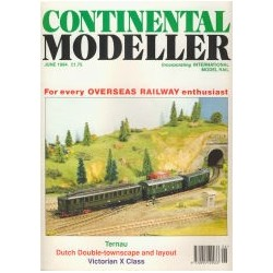 Continental Modeller 1994 June