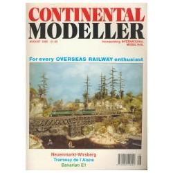 Continental Modeller 1995 August