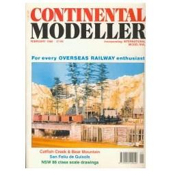 Continental Modeller 1995 February