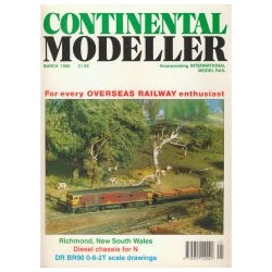 Continental Modeller 1995 March