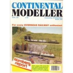 Continental Modeller 1997 April