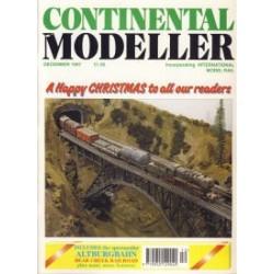Continental Modeller 1997 December