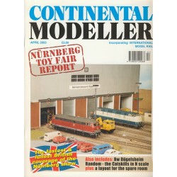 Continental Modeller 2003 April