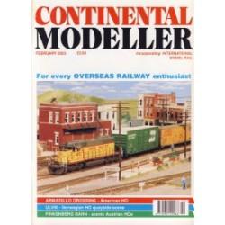 Continental Modeller 2003 February