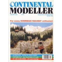 Continental Modeller 2003 January