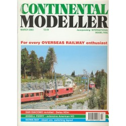 Continental Modeller 2003 March