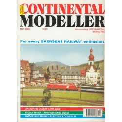 Continental Modeller 2003 May